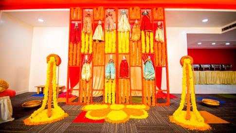 Mehndi Decoration