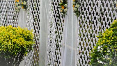 Wedding Ambeince Decor