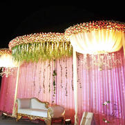 Wedding Decoration at Temple Tree