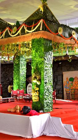 Mantapa Decoration