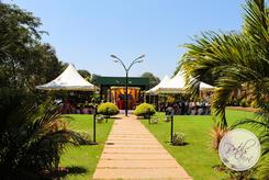 Mandapa Decor at Rythm and Hues Mysore