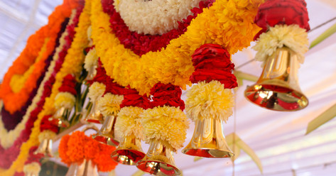 South Indian Wedding Decor