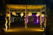 Entry arch Decoration Panchavathi