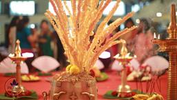 Para for a Kerala Wedding