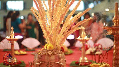 Para for a Kerala Wedding