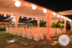 Wedding Decorations at Temple Tree
