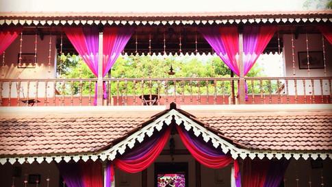 Angana Courtyard Decor