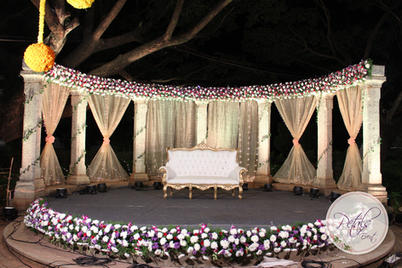 Shankaraa Foundation Wedding Decor