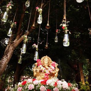 Ganesh Decor for Wedding