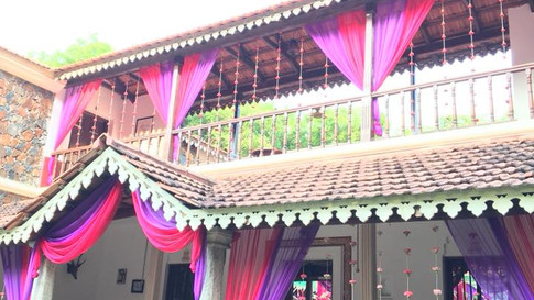 Angana Courtyard