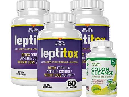 "Leptitox's Strange ""water hack"" burns 2lbs overnight"