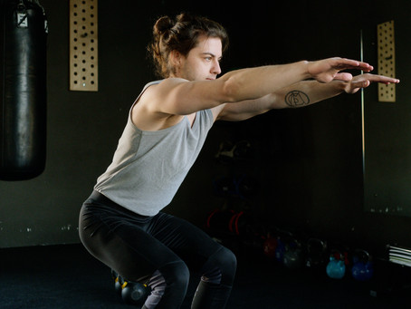 Bodyweight Exercises You Can Do at Home part 1