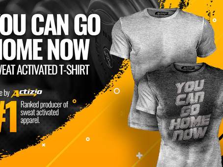 Experience the new generation of motivational gym shirts
