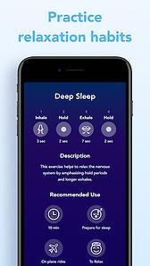 blood pressure breathing app