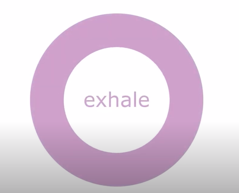 4-7-8 breathing exercise for anxiety