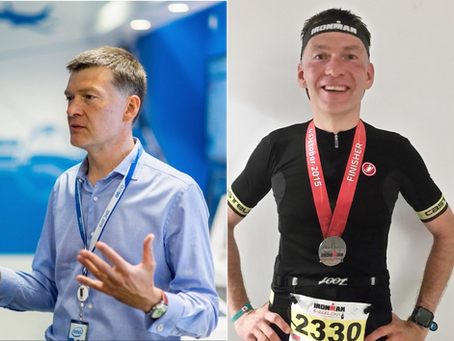 From Hypertensive to Ironman in 2 Years