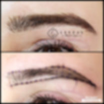 Most natural Microblading Dallas, PhiBrows, Microblading by Leeza, Best Microblading Dallas