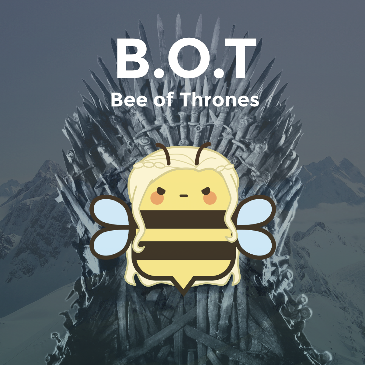 Bee of Thrones