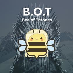 Bee of Thrones