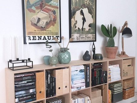 El librero, el mueble que representa tu personalidad.