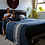 Thumbnail: Set de cama tejido a mano