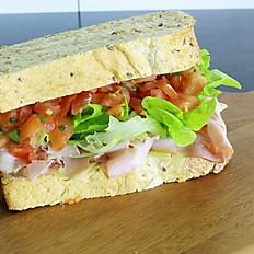 Ham Cheese & Tomato