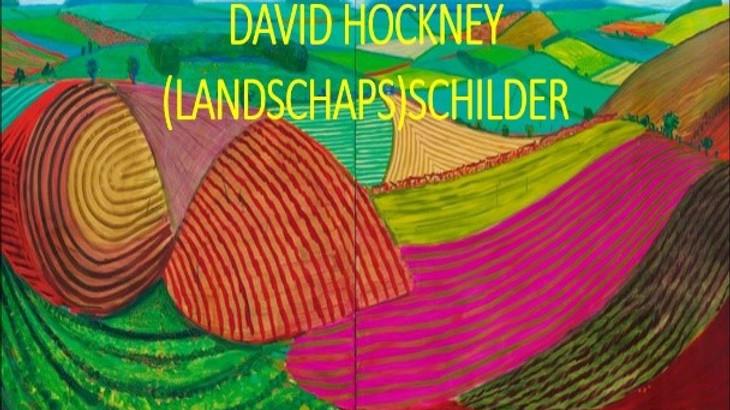 Lezing SBKZ - David Hockney