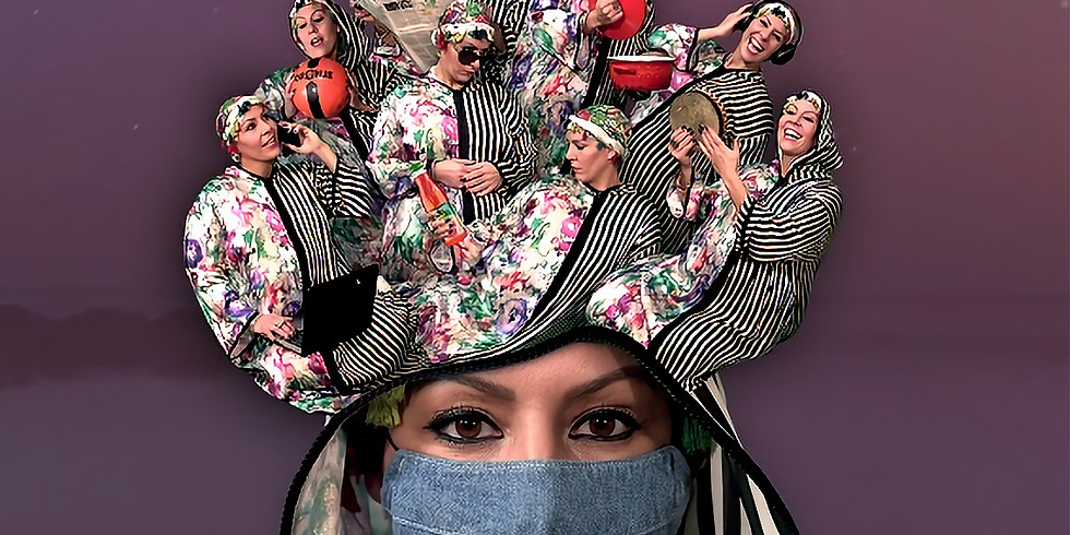 Mouna Laroussi - FATIMA
