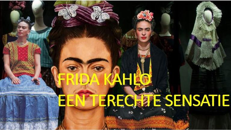 Lezing SBKZ - Frida Kahlo
