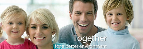 together for a better environment