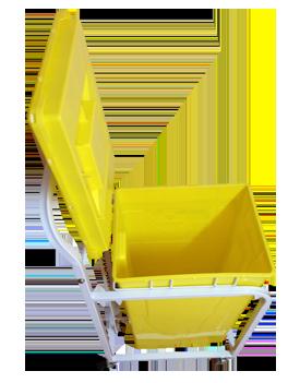 EZPlus Trolley (Fits EZ Plus range of sharps)