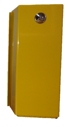 1.4 Littre Lockable Sharps Cabinet