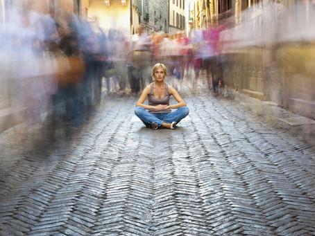 How Mindfulness = Empowerment