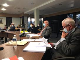 Compte Rendu du Conseil Municipal du 25 mars 2021