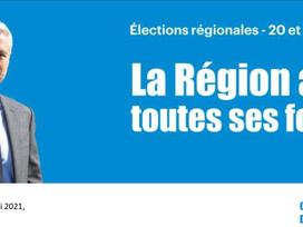 Laurent Wauquiez publie sa liste pour les élections régionales