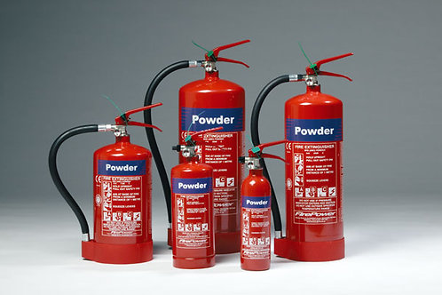 6kg Dry Powder Extinguisher