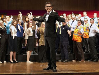 The 'Gareth Malone' Effect