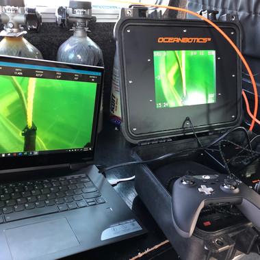 Oceanbotics SRV-8 Sizzle Reel