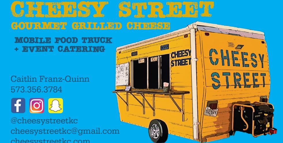Cheesy Street Business Card