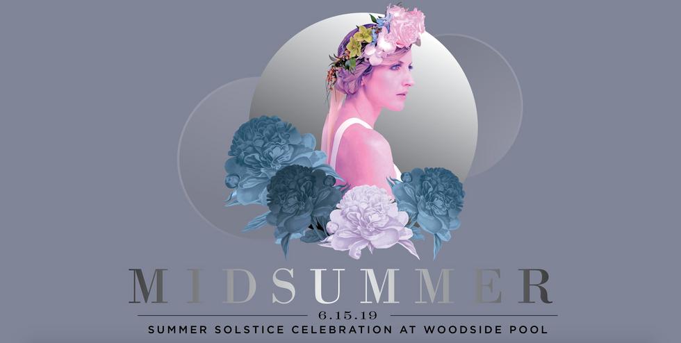 Midsummer Solstice Banner