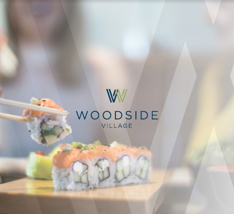Woodside Village_Blue Sushi