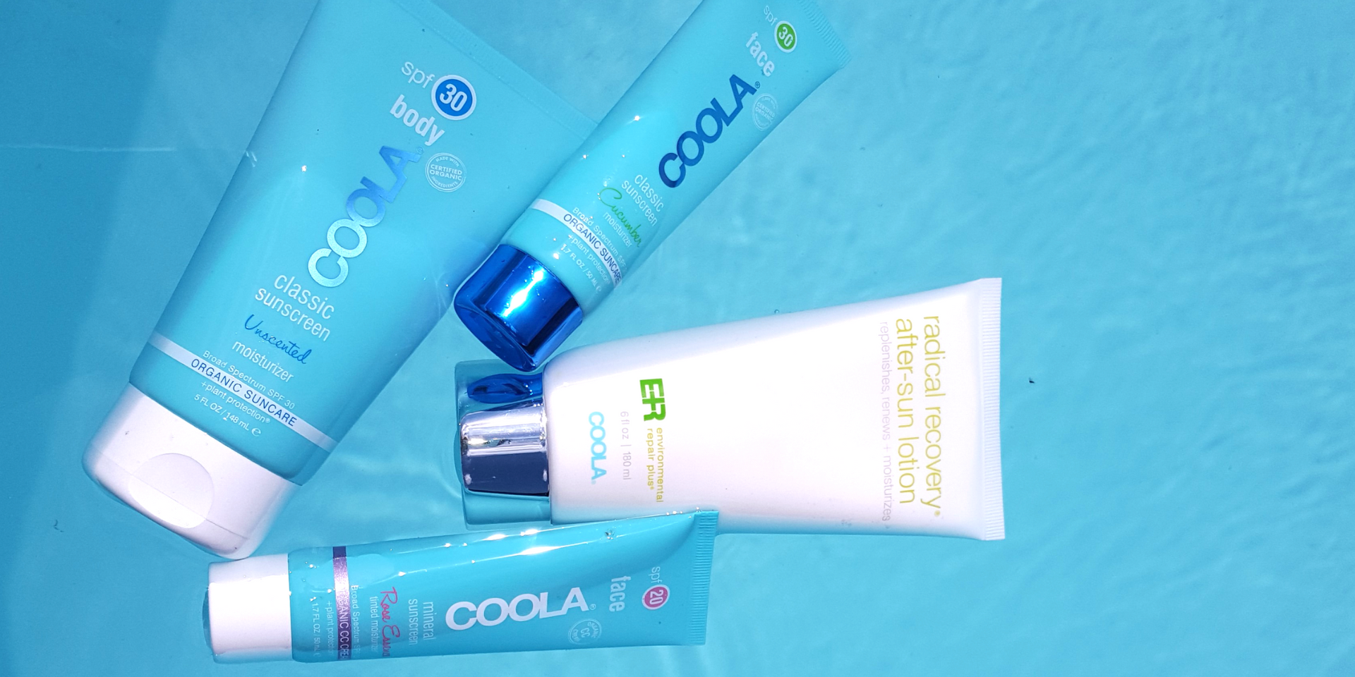 COOLA suncare_Spa Product Promo