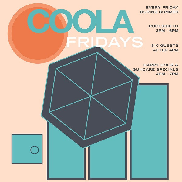Coola Fridays_ Event