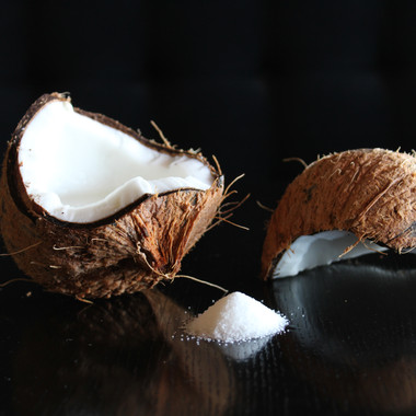 Coconut Body Scrub_ Spa Promo