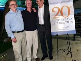Syntermed Celebrates 20 years