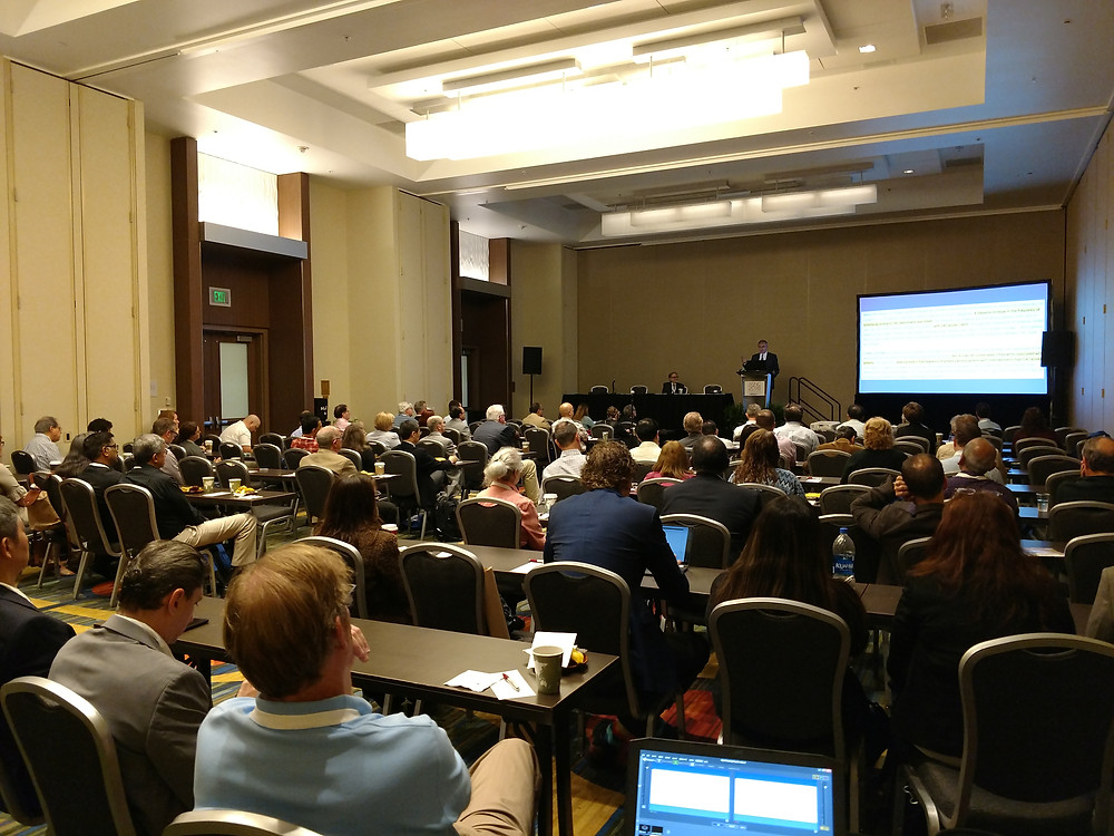 """The 2018 ASNC Breakfast Satellite Symposium """"Adding Clinical Value to Nuclear Cardiology Procedures"""" Co-Sponsored by GE Healthcare LifeSciences and Syntermed, Inc. was a success this morning in San Francisco."""