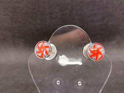 Boucles d'oreilles gothique