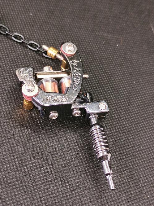 Porte clé machine à tatouer