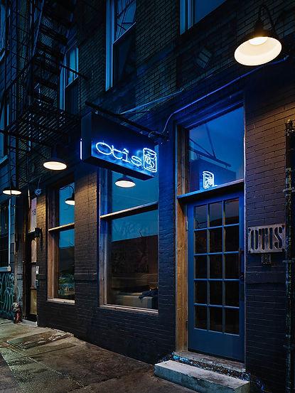 Otis Restaurant modern exterior