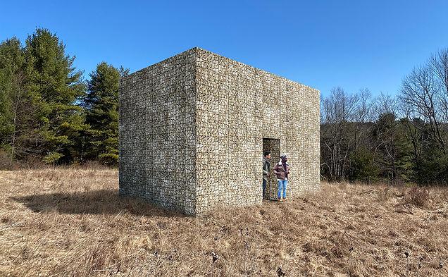 Guest Shelter modern exterior